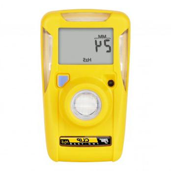 BW Honeywell Clip 2年Personal H2S Single Gas Detector BWC2-H